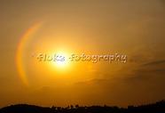 Rainbows of the Sun