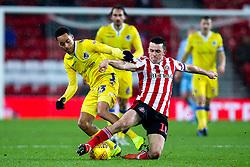 Kyle Bennett of Bristol Rovers takes on George Honeyman of Sunderland - Mandatory by-line: Robbie Stephenson/JMP - 15/12/2018 - FOOTBALL - Stadium of Light - Sunderland, England - Sunderland v Bristol Rovers - Sky Bet League One