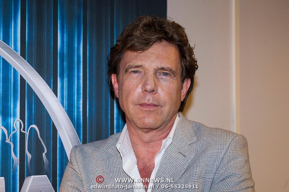 NLD/Bussum/20131219 - Perspresentatie nieuwe real life soap Utopia, John de Mol