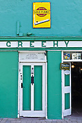 Greehy's Bar in Chapel Street, Lismore, County Waterford, Ireland