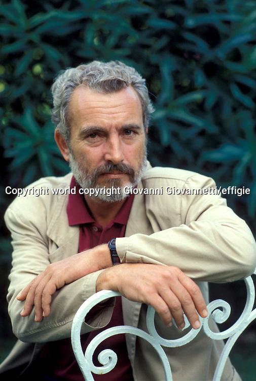 Francesco Tullio Altan<br />world copyright Giovanni Giovannetti/effigie / Writer Pictures<br /> <br /> NO ITALY, NO AGENCY SALES / Writer Pictures<br /> <br /> NO ITALY, NO AGENCY SALES