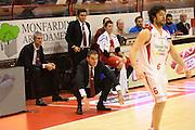 DESCRIZIONE : Pistoia Lega serie A 2013/14  Giorgio Tesi Group Pistoia Pesaro<br /> GIOCATORE : paolo moretti<br /> CATEGORIA : curiosità<br /> SQUADRA : Pesaro Basket<br /> EVENTO : Campionato Lega Serie A 2013-2014<br /> GARA : Giorgio Tesi Group Pistoia Pesaro Basket<br /> DATA : 24/11/2013<br /> SPORT : Pallacanestro<br /> AUTORE : Agenzia Ciamillo-Castoria/M.Greco<br /> Galleria : Lega Seria A 2013-2014<br /> Fotonotizia : Pistoia  Lega serie A 2013/14 Giorgio  Tesi Group Pistoia Pesaro Basket<br /> Predefinita :