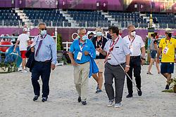 casvloDe Vos Ingmar, BEL<br /> Olympic Games Tokyo 2021<br /> © Hippo Foto - Dirk Caremans<br /> 03/08/2021