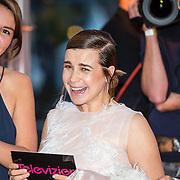 NLD/Amsterdam/20161013 - Televiziergala 2016, Victoria Koblenko