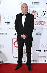 Dave Johns arriving at the London Film Critics Circle Awards 2017, the May Fair Hotel, London.