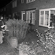 NLD/Huizen/19910817 - Aanslag met explosief woning H. de Keyzerstraat Huizen