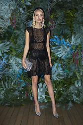 Leonie Hanne attend the Alberta Ferretti cruise collection fashion show held at Monaco Yacht Club, Monaco on May 18 , 2109. Photo by ABACAPRESS.COM