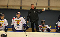 Ishockey , Get - ligaen <br /> 28.10.2010 <br /> Kristins Hall<br /> Lillehammer I.K  v  Sparta Sarpsborg  2-4<br /> <br /> Foto:Dagfinn Limoseth  -  Digitalsport<br /> Lenny Eriksson  , Sparta