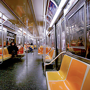 New York subway, New York, United States (March 2005)
