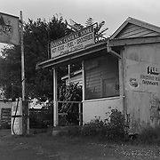 East Evelyn Old Store, <br /> <br /> Photographed; 1999<br /> Destroyed by Cyclone Larry; 2006