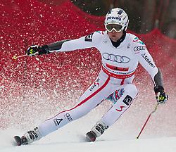 16.02.2011, Kandahar, Garmisch Partenkirchen, GER, FIS Alpin Ski WM 2011, GAP, Teambewerb, im Bild Romed Baumann (AUT) during Team Event Fis Alpine Ski World Championships in Garmisch Partenkirchen, Germany on 16/2/2011. EXPA Pictures © 2011, PhotoCredit: EXPA/ J. Groder