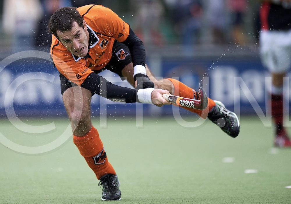 EINDHOVEN - Oranje Zwart- Schaerweijde<br /> Hoofdklasse mannen<br /> Foto: Marcel Balkenstein.<br /> FFU PRESS AGENCY COPYRIGHT FRANK UIJLENBROEK