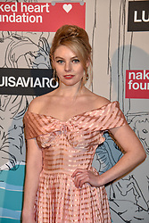 Mel Hudson at the Fabulous Fund Fair in aid of Natalia Vodianova's Naked Heart Foundation in association with Luisaviaroma held at The Round House, Camden, London England. 18 February 2019.