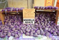 Lavender for sale, Southern France 2021