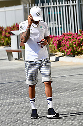 November 24, 2017 - Yas Marina Circuit, Abu Dhabi - Lewis Hamilton; Mercedes Grand Prix, formula 1 GP, Abu Dhabi, Yas Marina Circuit, VAE, 24.11.2017.Photo:mspb/Jerry Andre.Credit: Melzer/face to face (Credit Image: © face to face via ZUMA Press)