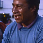 Portrait of a friend in Cuenca, Ecuador