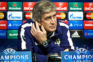 Manchester City Press Conference 241114