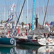Semaine de préparation aux Sables d'Olonne en vue du Vendée-globe 2016 - Alan Roura - La Fabrique