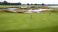 SOMEREN - Hole 8, De Swinkelsche Golfbaan. FOTO KOEN SUYK