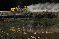 MOTORSPORT - WORLD RALLY CHAMPIONSHIP 2011 - AUSTRALIA RALLY - COFFS HARBOUR (AUS) - 8 TO 11/09/2011 - PHOTO: FRANCOIS BAUDIN / DPPI - <br /> 15 HENNING SOLBERG (NOR) / ILKA MINOR (AUT) - FORD FIESTA RS WRC - M-SPORT STOBART FORD WORLD RALLY TEAM - ACTION