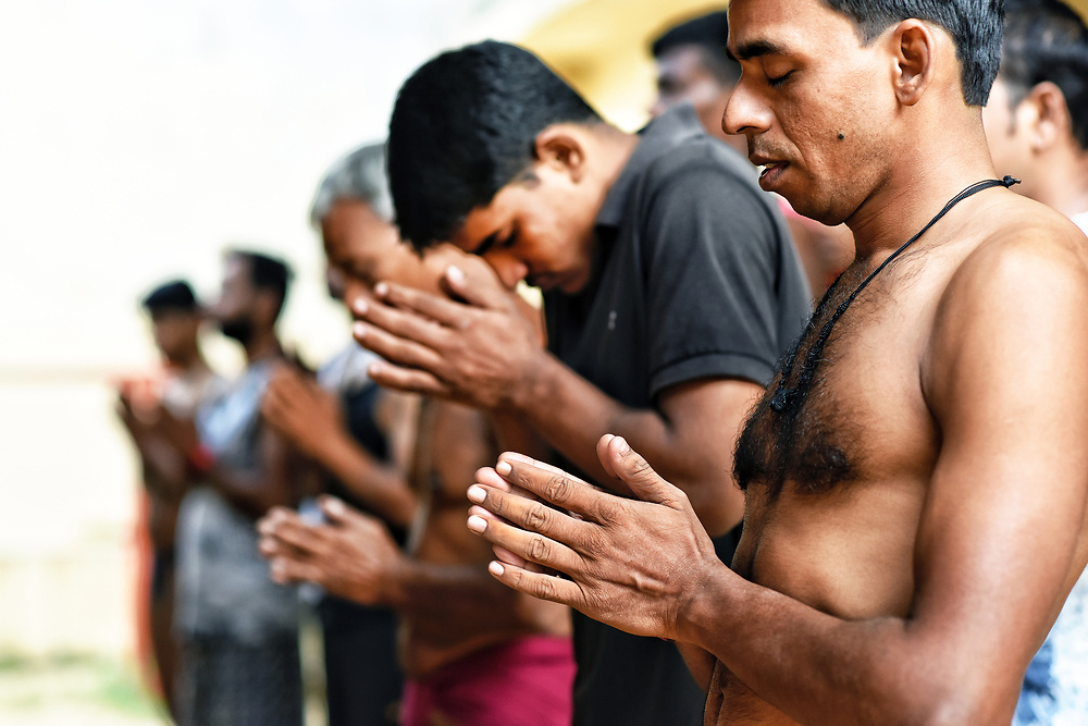 Kushti wrestlers of Varanasi, India