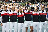 TENNIS - DAVIS CUP - 1-2 FINAL - FRANCE v SPAIN 140918