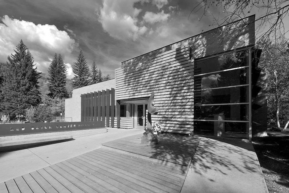 Red Brick Art Center, Willis Pember Architects