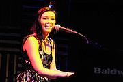 Marie Digby performs at Joe's Pub, NYC. December 1, 2009.
