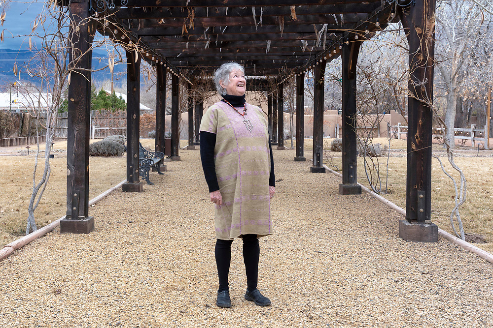 Martha Egan, owner of Pachamama and the Casa Perea Art Space in Corrales, is the author of several books including her latest, Relicarios: The Forgotten Jewels of Latin America.