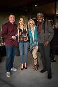 Brian Bushlack , Karen Sorbo auctioneer at ¡Salud! The Oregon Pinot Noir Auction 2018, Willamette Valley, Oregon