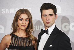 November 3, 2016 - Madrid, Madrid, Spain - Samantha Gradoville, Sean O´Pry attends the GQ 2016 Men of the Year Awards ceremony at the Palace Hotel on November 3, 2016 in Madrid, Spain. (Credit Image: © Jack Abuin via ZUMA Wire)