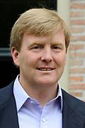 Photo shootof the Royal Family on their home De Horsten estate in Wassenaar.<br /> <br /> Op de foto:<br /> <br /> <br /> <br /> <br /> <br />  Willem Alexander
