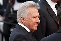 Actor Dustin Hoffman at The Meyerowitz Stories gala screening at the 70th Cannes Film Festival Sunday 21st May 2017, Cannes, France. Photo credit: Doreen Kennedy