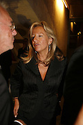Princess Chantal of Hanover,  Treasures From The Gem Palace, Private view of gem stones created by a family of Indian court jewellers from Jaipur (the Kasliwals). Somerset House, London, WC2, 28 September 2006. www.somerset-house.org.uk-DO NOT ARCHIVE-© Copyright Photograph by Dafydd Jones 66 Stockwell Park Rd. London SW9 0DA Tel 020 7733 0108 www.dafjones.com
