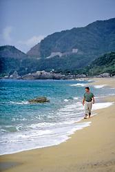 J. Nichols On Nagatahama Beach