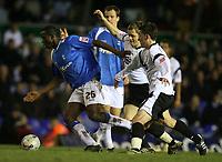 Photo: Rich Eaton.<br /> <br /> Birmingham City v Derby County. Coca Cola Championship. 09/03/2007. Fabrice Muamba #26 of Birmingham City attacks