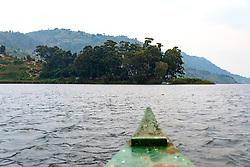 Arriving At Mutanda Lake Resort Lodge