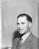 1953 - Risteard de Paor, civil servant and author