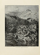 Battle of Dorylaeum [during the First Crusade on July 1, 1097, between the crusaders and the Seljuk Turks] Plate XV from the book Story of the crusades. with a magnificent gallery of one hundred full-page engravings by the world-renowned artist, Gustave Doré [Gustave Dore] by Boyd, James P. (James Penny), 1836-1910. Published in Philadelphia 1892