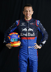 March 14, 2019 - Melbourne, Australia - Motorsports: FIA Formula One World Championship 2019, Grand Prix of Australia, ..#23 Alexander Albon (THA, Red Bull Toro Rosso Honda) (Credit Image: © Hoch Zwei via ZUMA Wire)