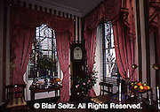 Wheatland empire style dining room