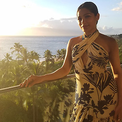 """Freida Pinto releases a photo on Instagram with the following caption: """"Alohaaa\ud83c\udf3a\ud83c\udf3a #maui"""". Photo Credit: Instagram *** No USA Distribution *** For Editorial Use Only *** Not to be Published in Books or Photo Books ***  Please note: Fees charged by the agency are for the agency's services only, and do not, nor are they intended to, convey to the user any ownership of Copyright or License in the material. The agency does not claim any ownership including but not limited to Copyright or License in the attached material. By publishing this material you expressly agree to indemnify and to hold the agency and its directors, shareholders and employees harmless from any loss, claims, damages, demands, expenses (including legal fees), or any causes of action or allegation against the agency arising out of or connected in any way with publication of the material."""