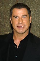 John Travolta at the VH1 Vogue Fashion Awards.<br />Headshot.