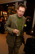 Nick Foulkes. Olivier Widmaier Picasso's book launch for Picasso: The Real Family Story.  Co-hosted by dunhill CEO Simon Critchell and Prestel Publishing -  Dunhill, 48 Jermyn Street, London, SW1, 6.30-8.30pm. ONE TIME USE ONLY - DO NOT ARCHIVE  © Copyright Photograph by Dafydd Jones 66 Stockwell Park Rd. London SW9 0DA Tel 020 7733 0108 www.dafjones.com