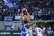 Dusko Savanovic<br /> Red October Cantu' Banco di Sardegna Sassari<br /> Basket serie A 2016/2017<br /> Milano 23/10/2016<br /> Foto Ciamillo-Castoria<br /> Provvisorio