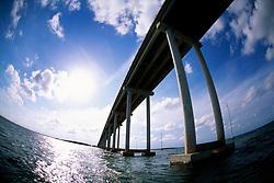 Card Sound Bridge, Key Largo, Florida