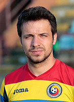 Uefa - World Cup Fifa Russia 2018 Qualifier / <br /> Romania National Team - Preview Set - <br /> Alexandru Matel