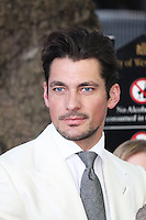 LONDON - June 04: David Gandy at the Glamour Women of the Year Awards 2013 (Photo by Brett D. Cove)