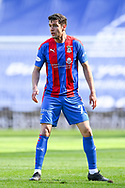 Nikolay Todorov (#77) of Inverness Caledonian Thistle FC during the SPFL Championship match between Heart of Midlothian and Inverness CT at Tynecastle Park, Edinburgh Scotland on 24 April 2021.