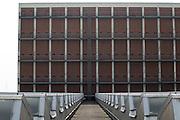 Il tetto della nuova fabbrica Mivar, vuota e mai utilizzata, Abbiategrasso 18 marzo 2014. Guido Montani / OneShot